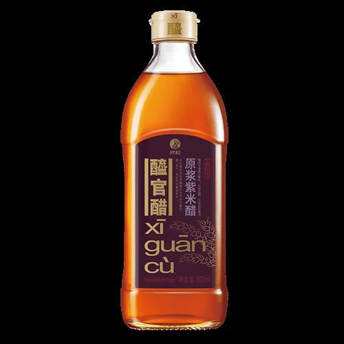 原浆紫米醋