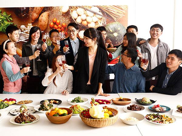 从我们的餐桌开始,让每个人都吃到诚食好味