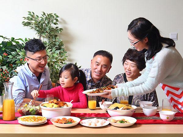 家人在即为家,味蕾深处是故乡