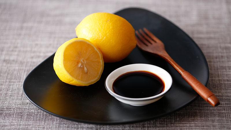 柠檬沙拉汁