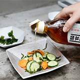 苹果醋日式渍物