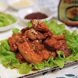 韩式烧五花肉