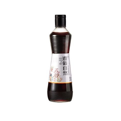 五谷原酿酱油