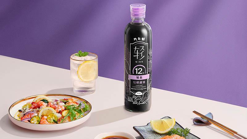 六月鲜•轻 12克轻盐牡蛎酱油