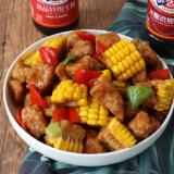 玉米烧肉段